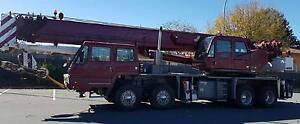 Tadano 2008 GT550EX Truck Crane Embleton Bayswater Area Preview