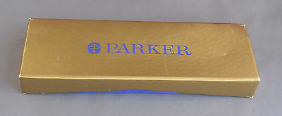 Parker 45 Cardboard Pen Box--with  instructions--early box