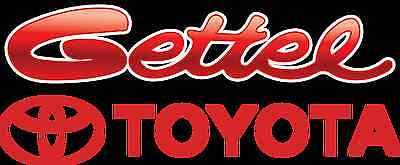 Gettel Toyota Parts