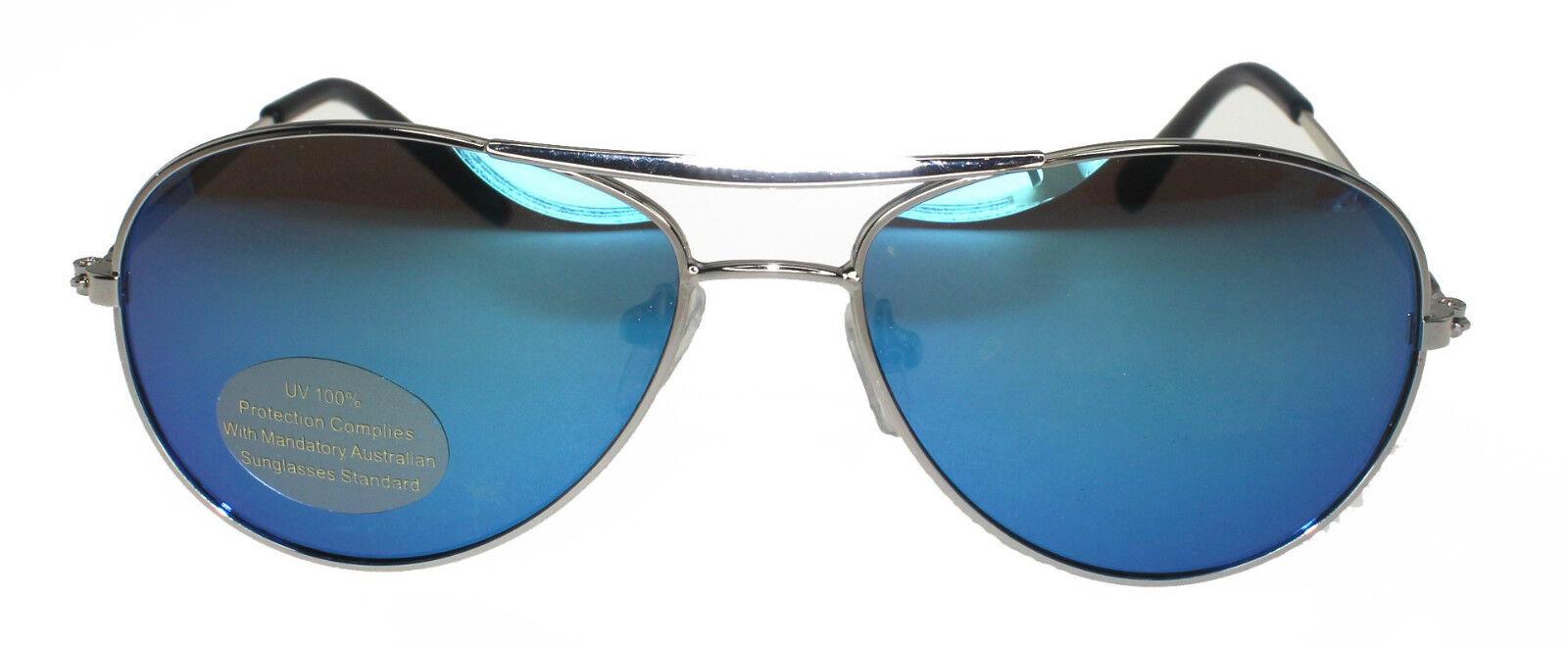 Kid Boys Boy Girls Aviator Sunglasses Cute Mirrored ...
