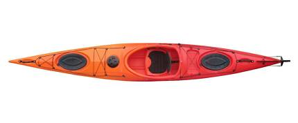 NEW - Expedition Touring Kayak Paddle and Spray Deck SAVE $500