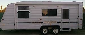 2007 Windsor Genesis 21ft Ensuite Annex Tare 1777kg Gawler Gawler Area Preview