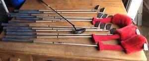 Men's Brosnan LH Golf Clubs,Bag,Cart