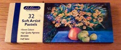 Boldmere 32 Oil Pastels, Art Supplies, Brand New
