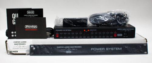 MXR Custom Audio Electronics MC403 Power System 16-output Isolated Power Supply