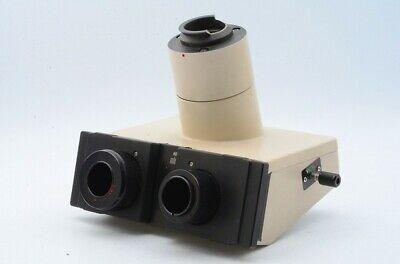 Olympus Microscope Bh-2 Trinocular Head 21399