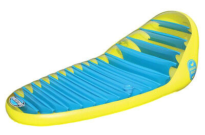 Airhead Sportsstuff Banana Strand Lounge Inflatable Pool Float Raft | 54-1660