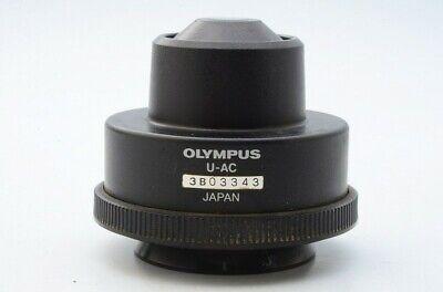 Ex Clean Glass Olympus U-ac 1.25 Condenser Bh2 Bx Microscope Bx40 Bx41 20850