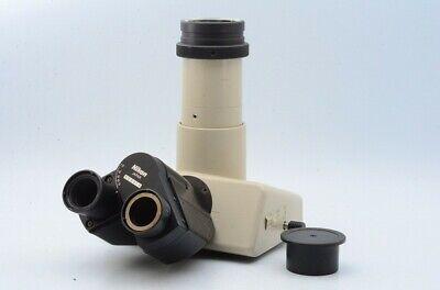 Clean Glass Nikon Trinocular Head For Labophot Optiphot Series Mscopes 21390