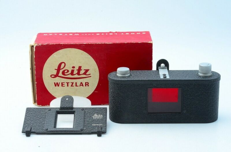 *Beautiful* Leitz WETZLAR LEICA ELDIA 17900  19353