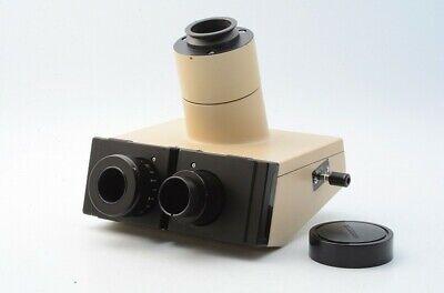 Clean Visibility Olympus Microscope Trinocular Head For Bh2 Bhtuck2 23mm 21275