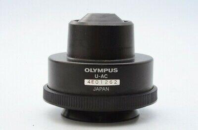 Ex Clean Glass Olympus U-ac 1.25 Condenser Bh2 Bx Microscope Bx40 Bx41 20866