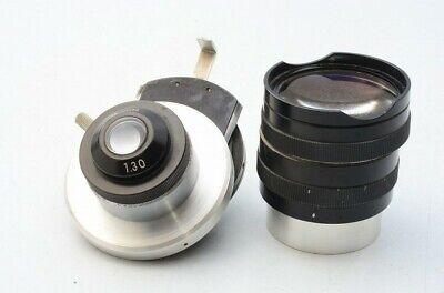 Condenser For Nikon Microscope Model S Sfr-ke L Lfr-ke Condensing 20676