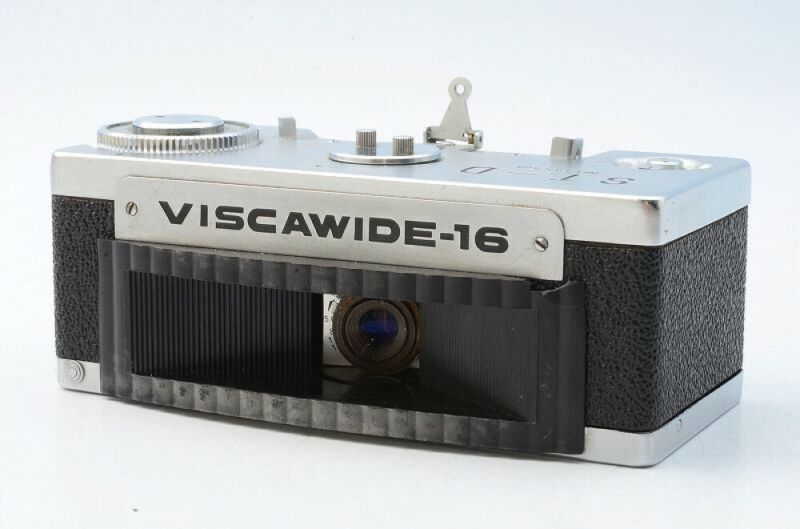 VISCAWIDE-16 ST-D Panoramic Camera Made by Taiyokoki for 16mm 20313