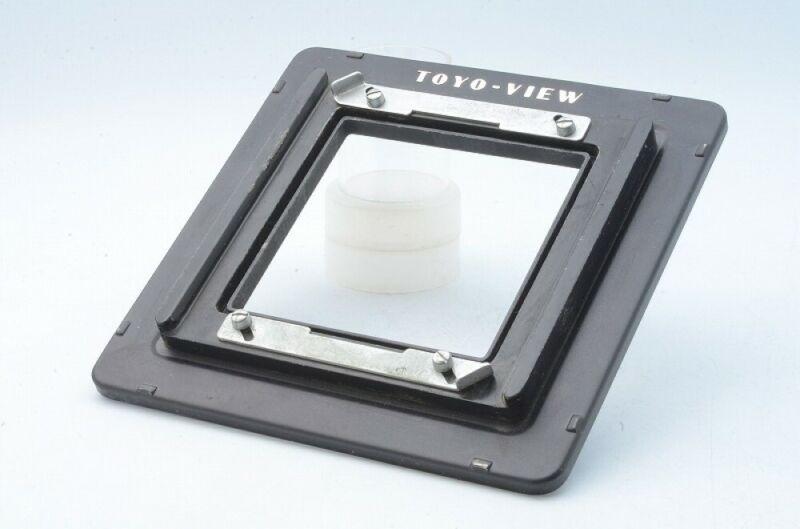 Toyo-View Lens Board 16775