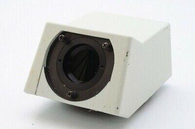 Clean Glass Olympus Microscope Fixed Binocular Head U-bi30p 21465