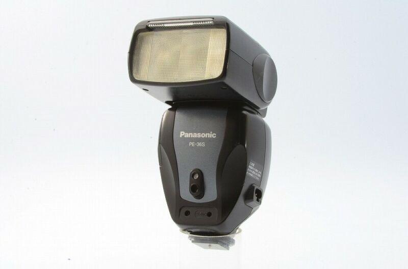 Panasonic PE-36S Auto Flash  20012