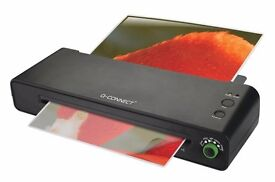 Q-Connect A3 Professional Laminator. Laminates everything from business cards up to A3 documents