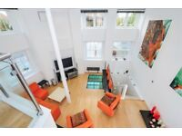 Large Double Bedroom in a Huge 3 Floor Apartment