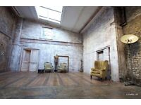 WAREHOUSE - STUDIOS - ART - PROFESSIONALS - PHOTOGRAPHY