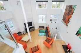 Big Double Bedroom in a Huge 3 Floor Apartment