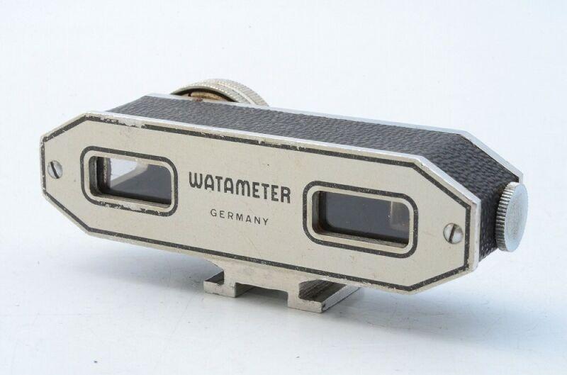 Watameter Shoe Mount Rangefinder Accessory for LTM Cameras 19759