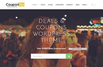 Coupon Website (Enormous Coupon Store Website Free)
