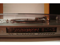 RARE Panasonic Music Centre SG-5000 NEW Boxed - Slimline design with direct drive turntable