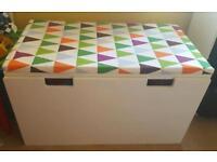 Ikea toy chest / storage box