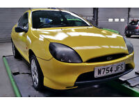 Limited Edition Zinc Yellow - 1.7vct Ford Puma Millennium #338/1000 ***Bargain***