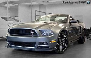 2013 Ford Mustang GT / Convertible - Manuelle