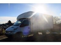 Iveco Daily Luton Van | 2.8 Turbo | New MOT No Advisories