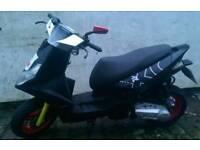 50cc 2 stroke scooter motorbike