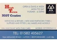 CHEAP WINTER TYRES, CLASS 4 AND 7 MOT TESTING, SERVICES, PARTS, 4 x 4, BRAKES, PUNCTURE, REPAIRS
