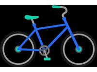 Wanted - Mens and Ladies Bicycles - Cash paid