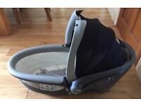 Britax Baby Safe Sleeper with pushchair