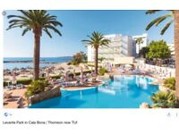 Package holiday Mallorca 6 May 1wk from Bristol H/B Levante Park Adult only one person single room