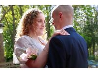 Wedding Photography / Cinematography - £299 Full Day Cover - Pay Later Buy now