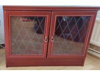 Used Showcase Cupboard x 2 Units