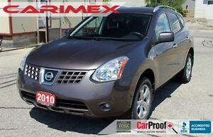 2010 Nissan Rogue SL | AWD | Sunroof | CERTIFIED