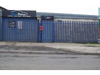 TO LET WORKSHOP BLUE HOUSE POINT ROAD STOCKTON ON TEES