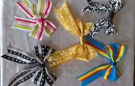 Handcrafted Hair Accessories Starting from £1 please read description before contacting plz
