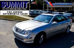 2003 Mercedes-Benz CLK-Class 320 | LEATHER | SUNROOF | FRONT & R
