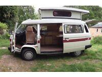 Brilliant and original VW camper van for sale. Norfolk, uk.