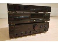Technics SU-VX500 Amplifier with Tuner + CD Player