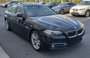 2015 BMW 535I xDrive LOW MILEAGE! 1 OWNER!
