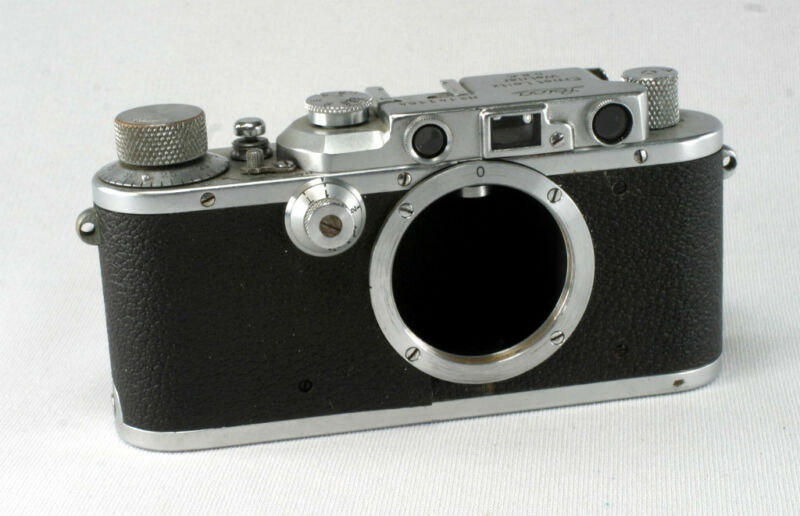 Leica III, Serial #141154 - Body Only