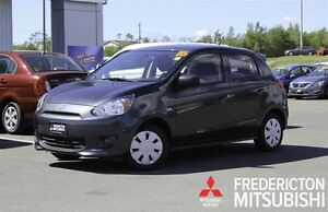 2015 Mitsubishi Mirage ES!! AIR! WARRANTY TO 2025!