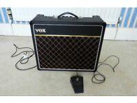 Vox Escort 30-75 Guitar Amp, 1970's
