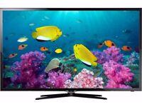 "SAMSUNG 40"" SMART FULL HD LED TV (UE40F5500) -darker spots on screen"